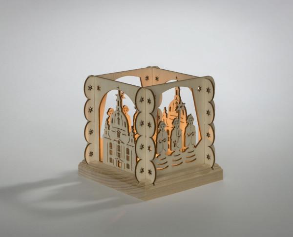 Teelichthalter Frauenkirche