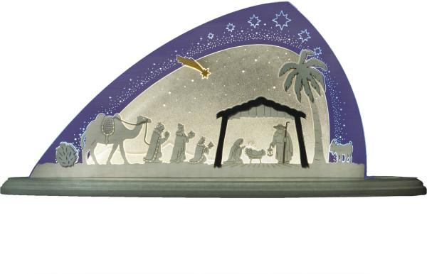Motivleuchte Christi Geburt