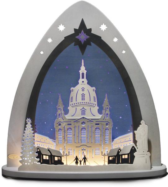Lichterspitze LED Dresdner Frauenkirche