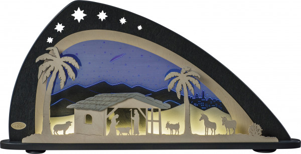"LED Ligth arch ""Bethlehem"""