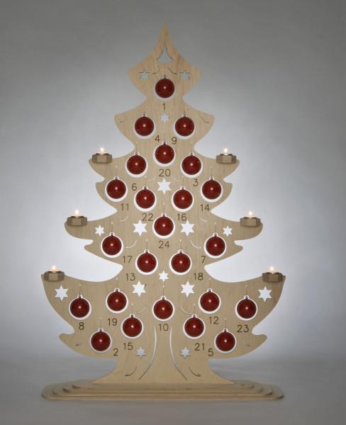 Weihnachtskalender XL Baum