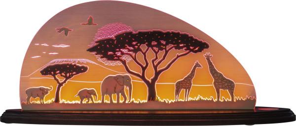 Motivleuchte Safari