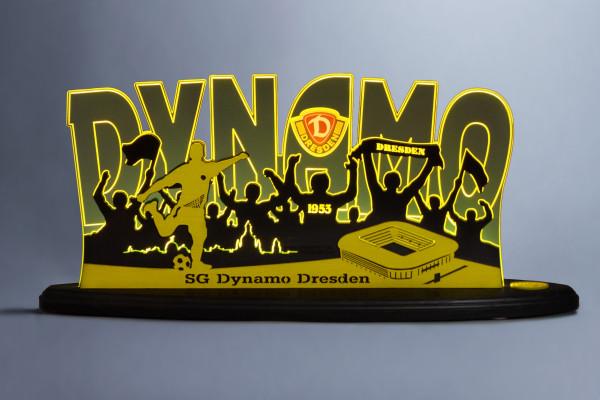 "Motivleuchte ""Dynamo Dresden"""