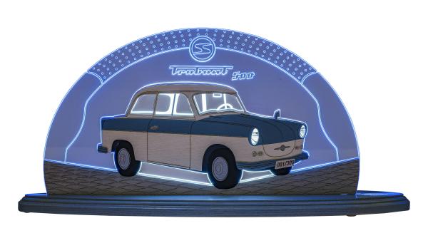 """Mein Liebling"" Trabant 500"