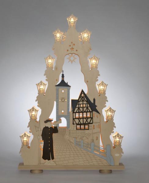Lichterspitze XL Rothenburg ob der Tauber