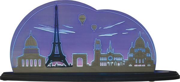 Motivleuchte Ich liebe Paris