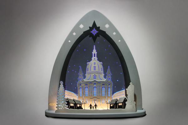 LED Lichterspitze Dresdner Frauenkirche